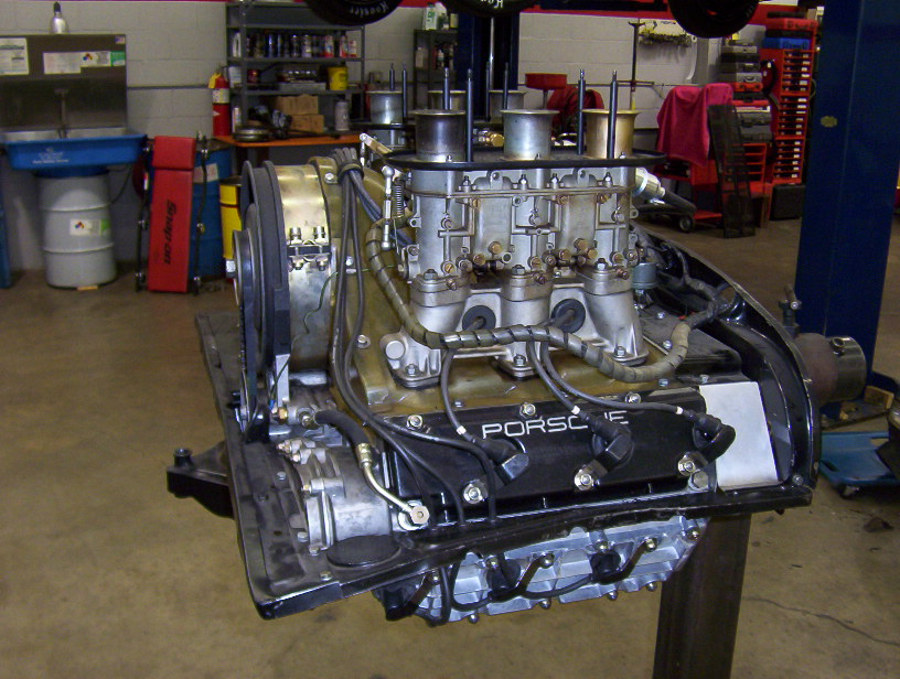 1970 Porsche 914 6 2 5l Engine And Transmission 187 Specialty Cars Service Center Inc