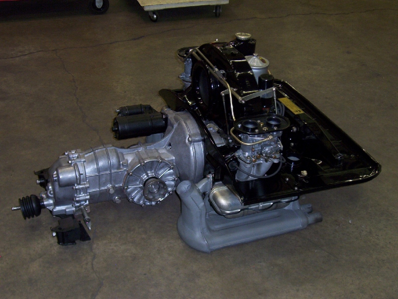 1966 Porsche 912 Engine Amp Transmission 187 Specialty Cars