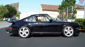 1986 Carrera, 3.6L Engine Conversion, Suspension Upgrade, and Interior Renewal
