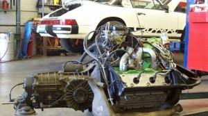 1974 2.7 Carrera Engine Reseal