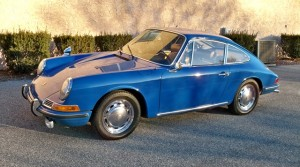 1966 912 European Delivery