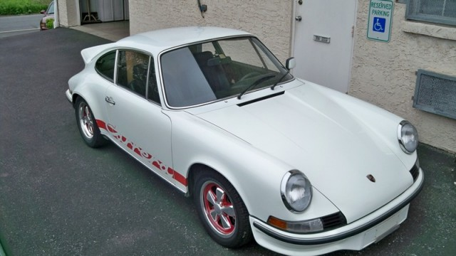 1973 911 Carrera RS Touring