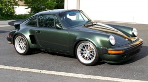 1975 Porsche 911 Turbo Carrera Rust Repairs and Brake System Update