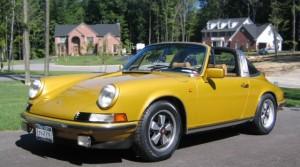 1973 Porsche 911T Engine Rebuild