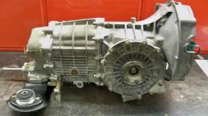 1984 911 Carrera Transmission Rebuild