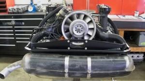 1971 911E 2.2L Engine – 192hp @ 6200rpm
