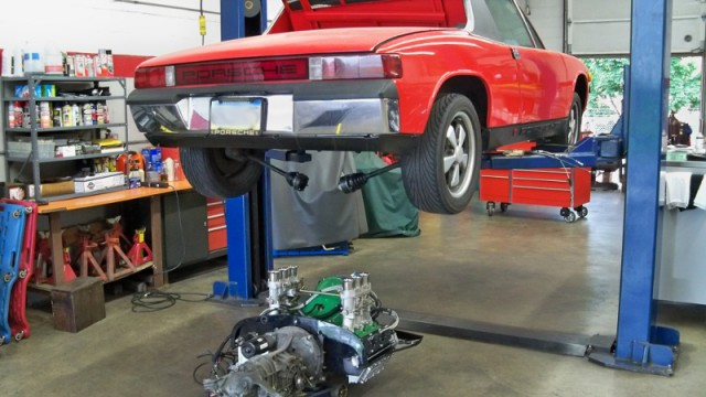 914 to 914-6 Conversion 3.0L Engine Build