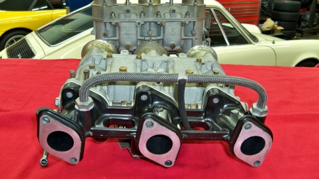 1970 Porsche 914-6 Weber Carburetor Rebuild