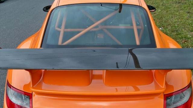 2008 Porsche 911 GT3 RS Roll Bar Installation