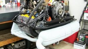 1972 911T Engine Rebuild