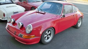 1967 Porsche 911S/ST Recreation