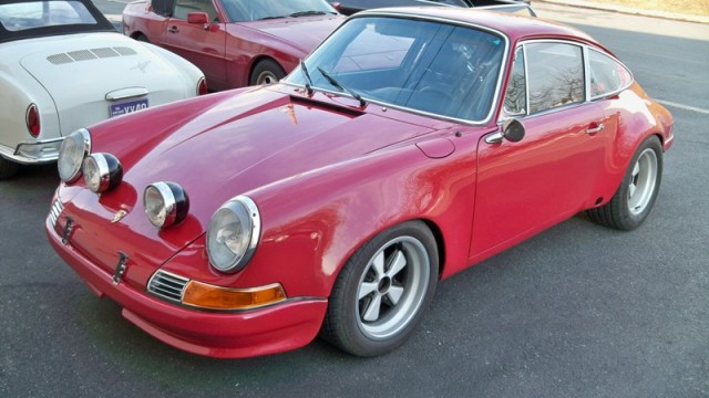 1967 Porsche 911S/ST Recreation