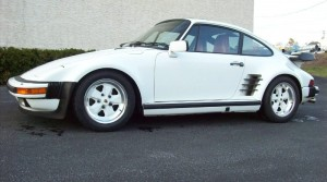1988 Porsche 911 Turbo Factory Slant Nose Maintenance