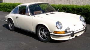 1972 Porsche 911S: Full Service and Restoration