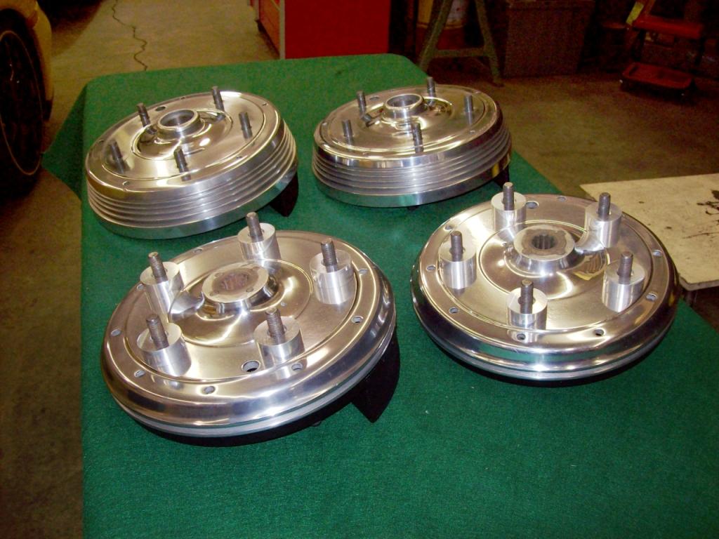 550 Spyder 356 Carrera Gt Brake Restoration 187 Specialty