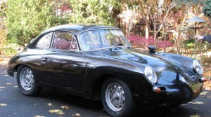 1962 356B Coupe 1600S