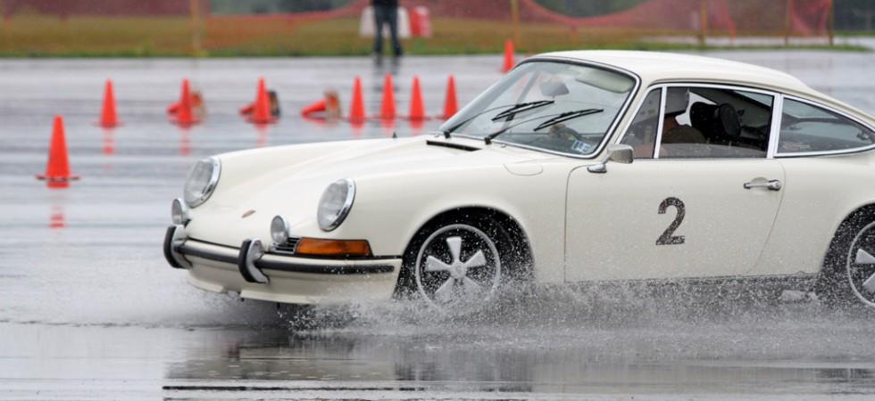 Planes & Porsches Autocross – 2011