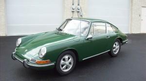 1967 Porsche 912 Rust Repairs