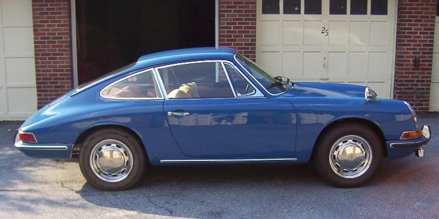 1966 Porsche 912 Engine & Transmission