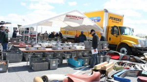 Porsche Swap Meet at Hershey – 2013