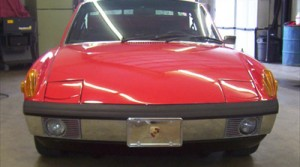 1970 Porsche 914 to 914-6 Conversion