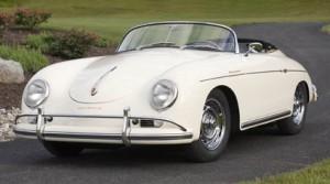 1957 Porsche 356 Speedster 1600S Restoration