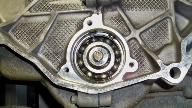 2006 997 M97 Engine IMS Bearing Seal Removal