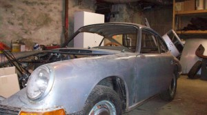 1965 911 Coupe Complete Restoration*
