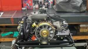 1976 3.0 Turbo Carrera Engine Restoration