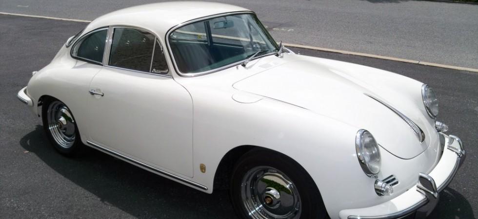 1962 Porsche 356B T6 Coupe