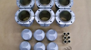 SOLD: Original 1967-69 911S Pistons and Cylinders