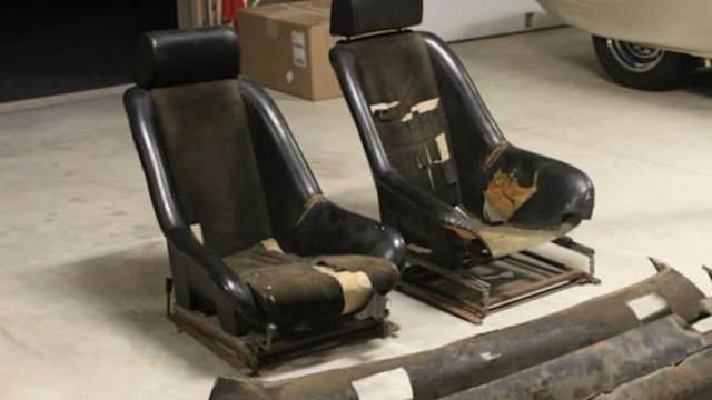Recaro Seat Restoration