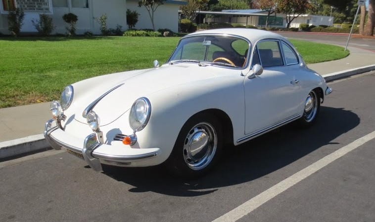 1964 356C Coupe Restoration