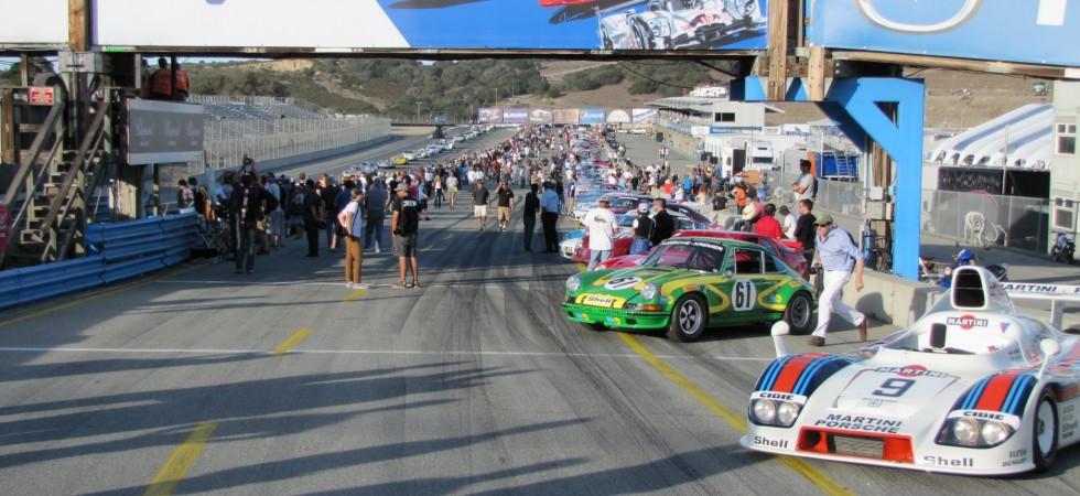 Porsche Rennsport Reunion – 5th Annual