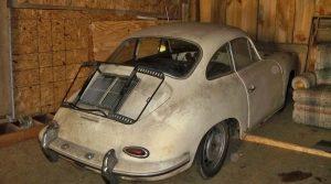 1964 Porsche 356C Barn Find
