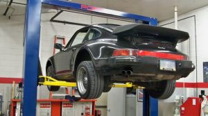 1987 Porsche 930 3.3 Turbo
