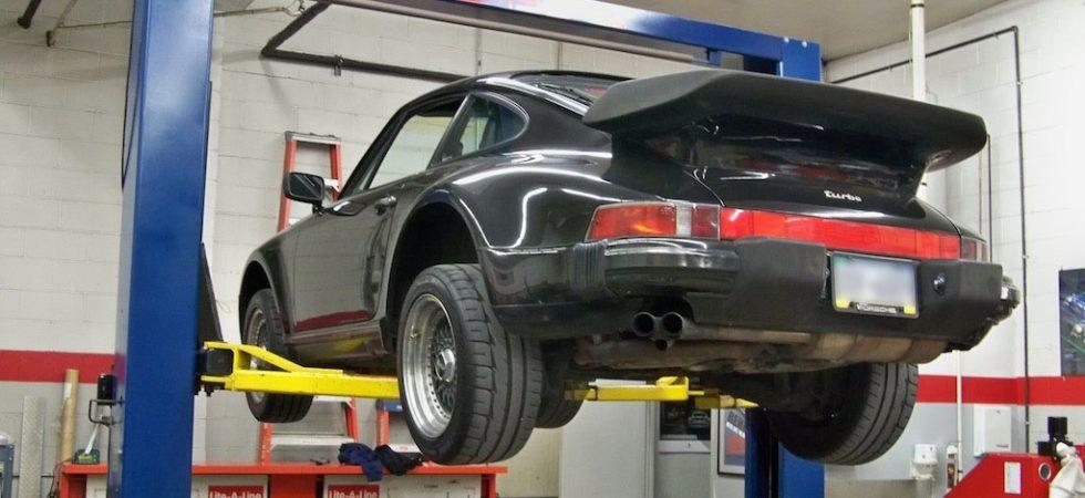 1987 Porsche 930 3.3 Turbo*
