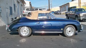1959 356 Convertible D Restoration*