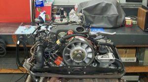 1987 930 3.3 Turbo Engine Rebuild