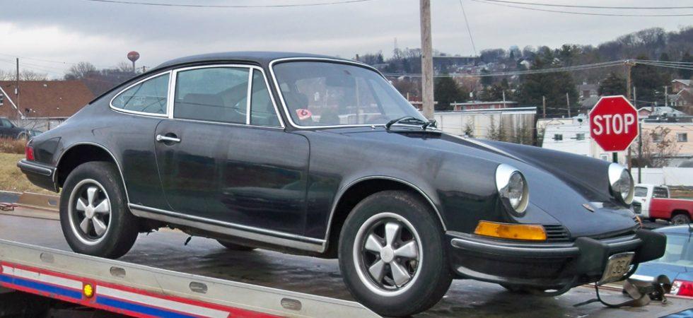1973 911S Preservation Restoration*