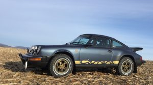 1981 911SC Rally Conversion
