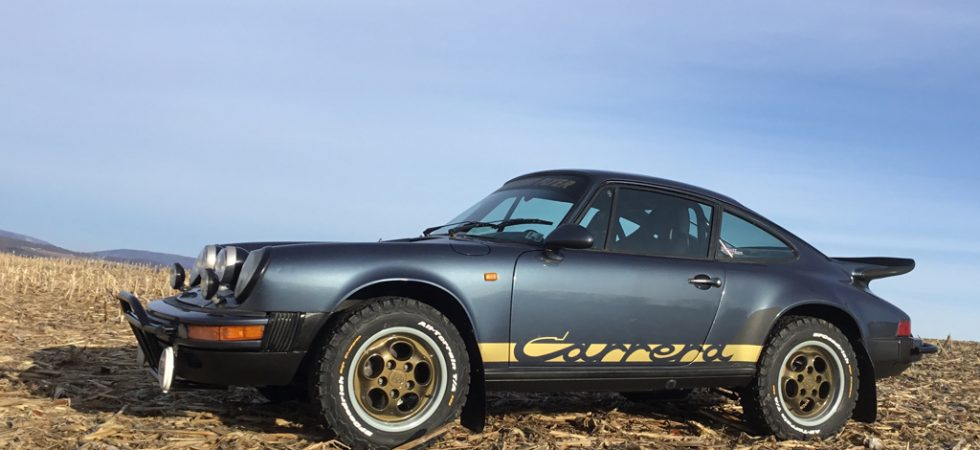 1981 911SC Rally Conversion