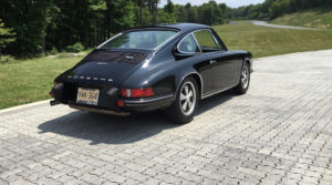 1973 911S Preservation Restoration