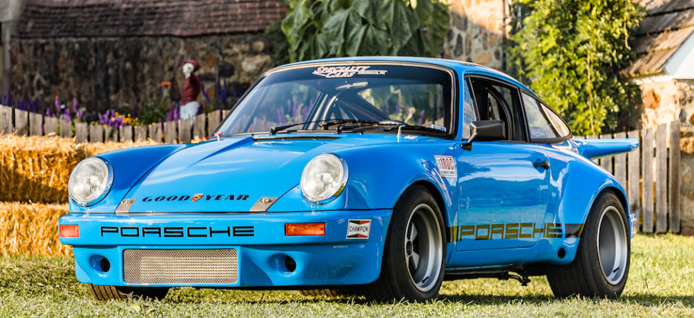 1974 911 IROC RSR Recreation
