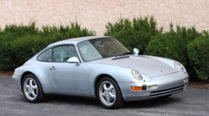 1995 Porsche 993 C4 Coupe