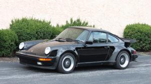 1987 Porsche 930 Turbo – Original Owner Car