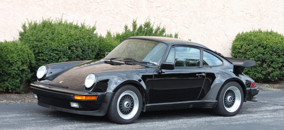 1987 Porsche 930 Turbo – Original Owner Car