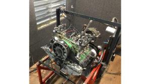 914-6 Conversion KMS Engine Management System 3.0L Engine Build