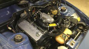 1980 Porsche 924 Engine Rebuild
