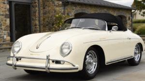 1957 Porsche 356A Speedster 1600 Super